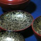 Miska, ze které snídal císař Meidži, když navštívil oblast Kawatsure.