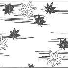 Podzimní listy ve větru - Čiri-kaede